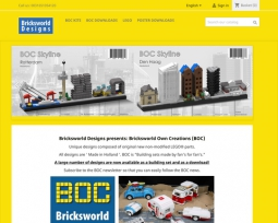 Bricksworld Own Creations